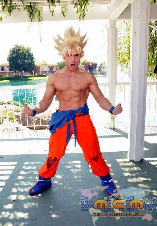 Cosplay: Goku (Dragon Ball Z)