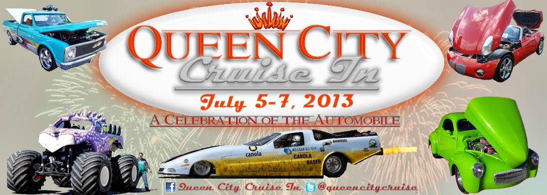 Queen City Cruise In