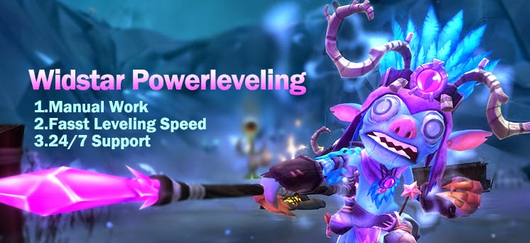 WildStar Power leveling