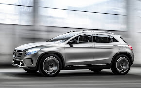 MERCEDES GLA CONCEPT