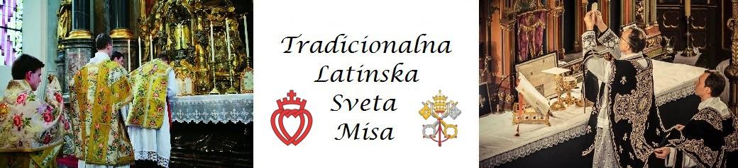 Tradicionalna Latinska Misa