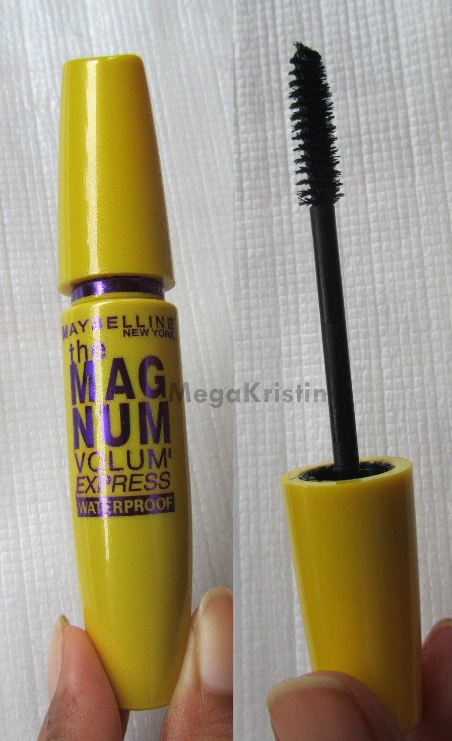 Mascara Maybelline Magnum Meinafrikanischemangotabletten Barbie The Volum Express Waterproof Mega Kristin