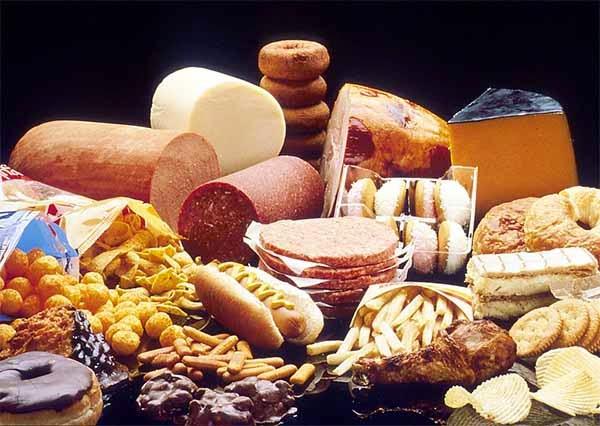 اضرار الدهون المشبعة