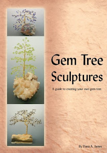Gem Tree Sculptures