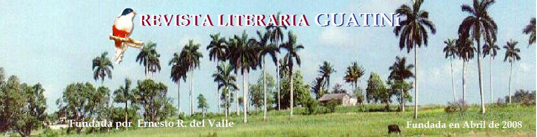 Revista Literaria Guatiní