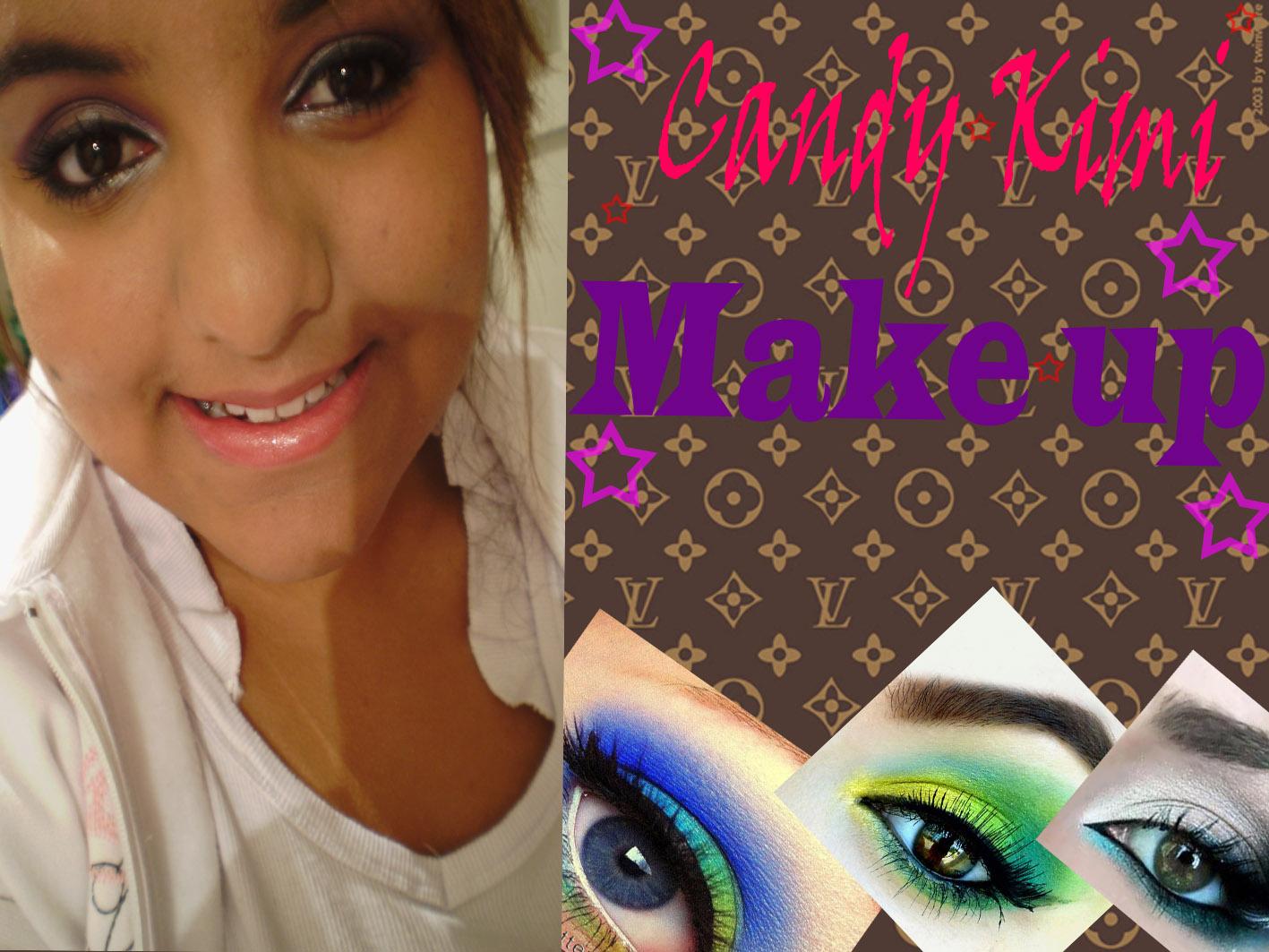 Candy Kimi Make up