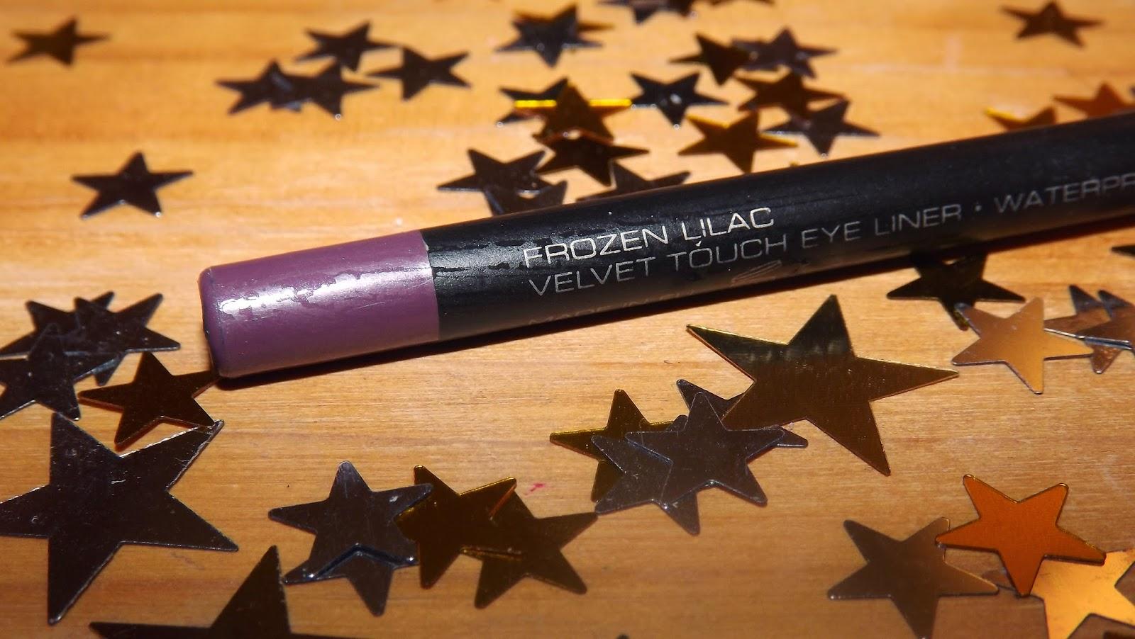 gosh eyeliner frozen lilac