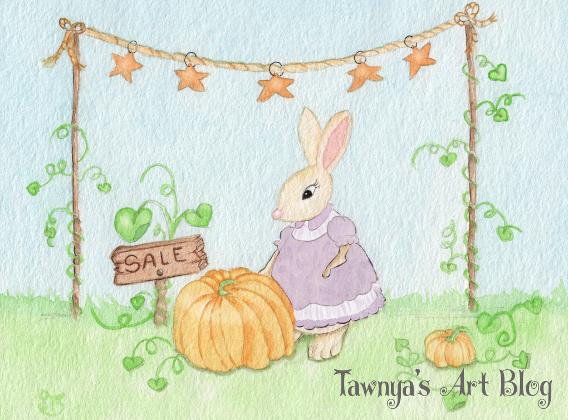 Tawnya's Art Blog