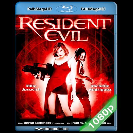 RESIDENT EVIL (2002) FULL 1080P HD MKV ESPAÑOL LATINO