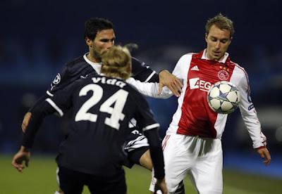 Dinamo Zagreb 0 - 2 Ajax Amsterdam (1)