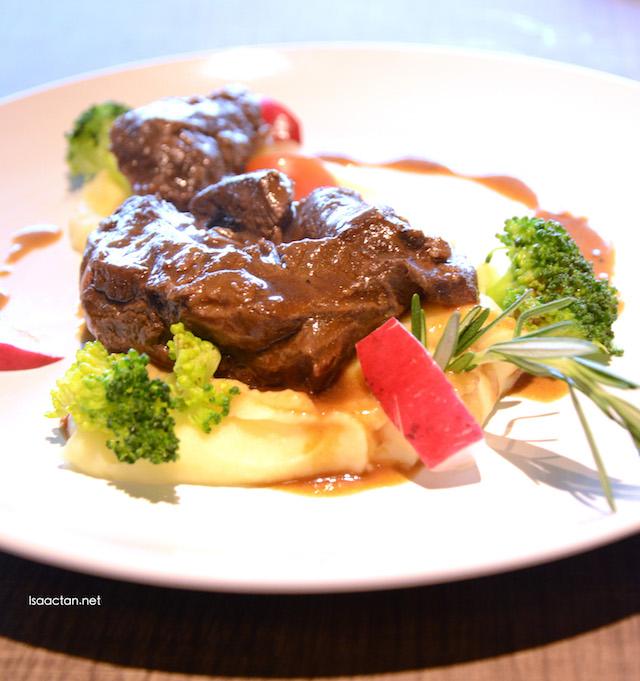 1824 Beef Cheek - RM42