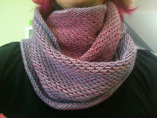 Modification Monday: Another Honey Cowl - Knitted Bliss
