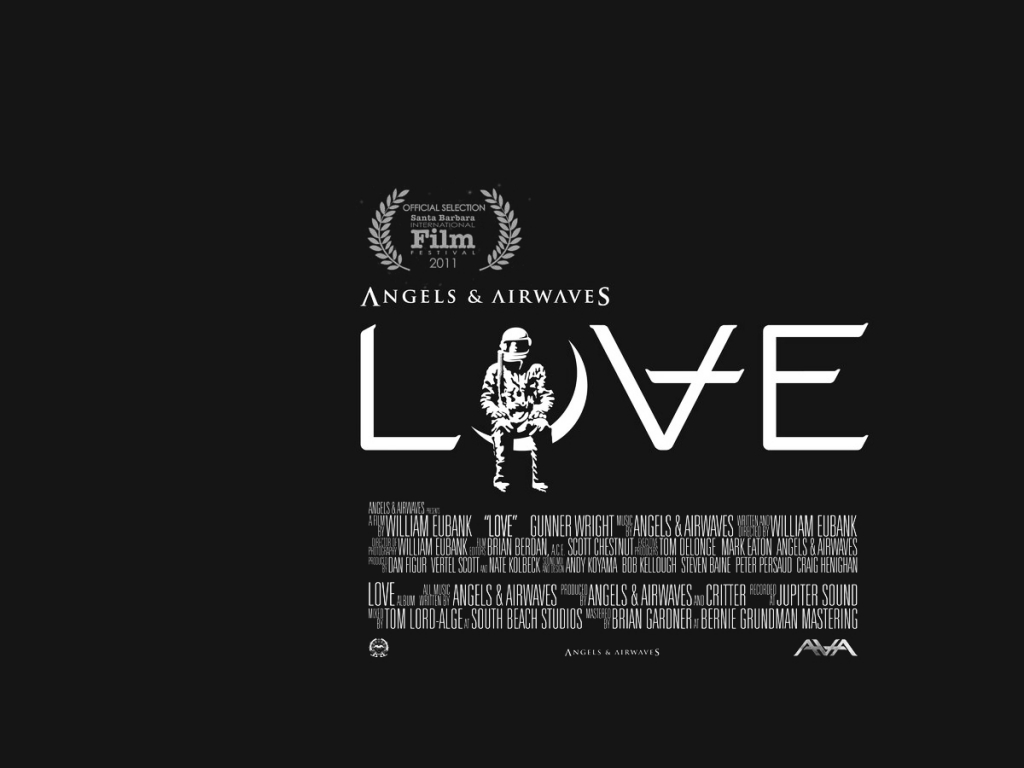 Angels & Airwaves - LOVE parts 1 and 2 (FULL ALBUM)
