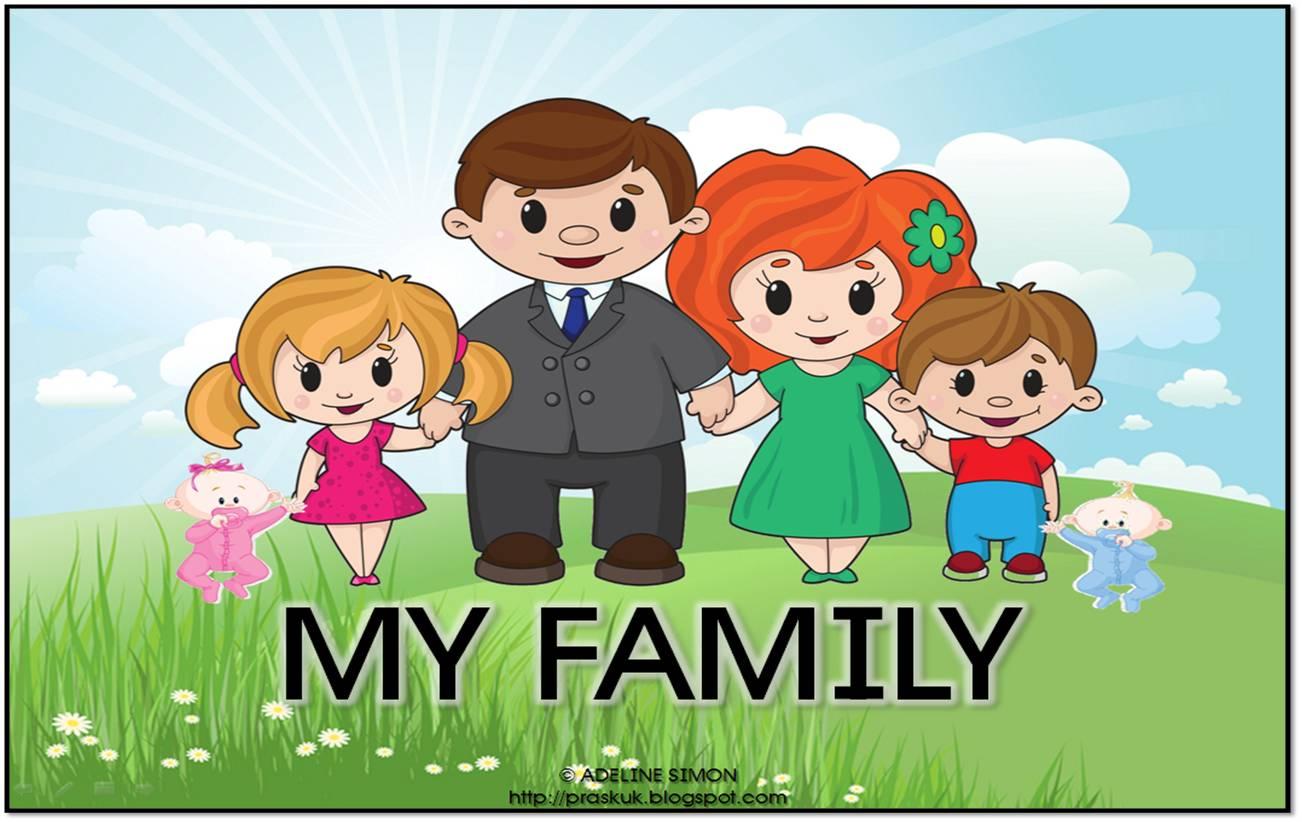 Keluarga saya (updated)