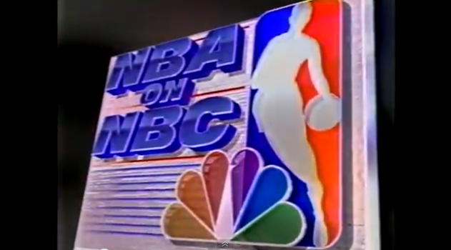 Mico Halili: 1994 NBA Finals Game 7 Intro on NBA on NBC. VIDEO: