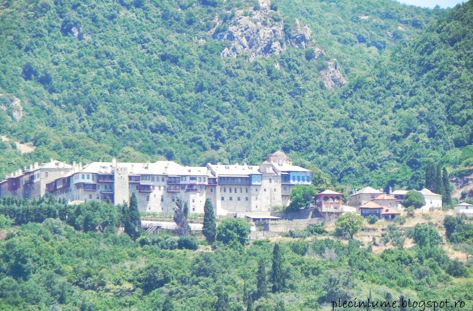 Manastirea Xiropotamos