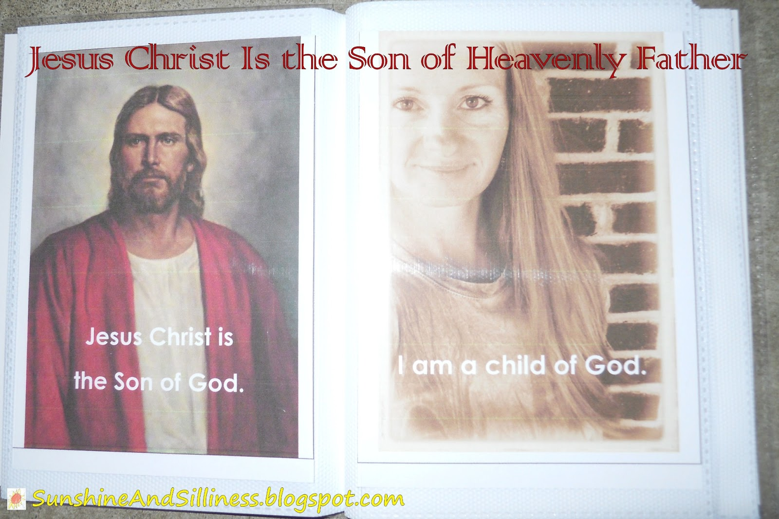 an essay on god the father and jesus christ If jesus was not a lunatic, then he forgave sins against god because he was god this is what his words and deeds pointed toward once he said, i and the father are one, which almost got him stoned on the spot (john 10:30-31.