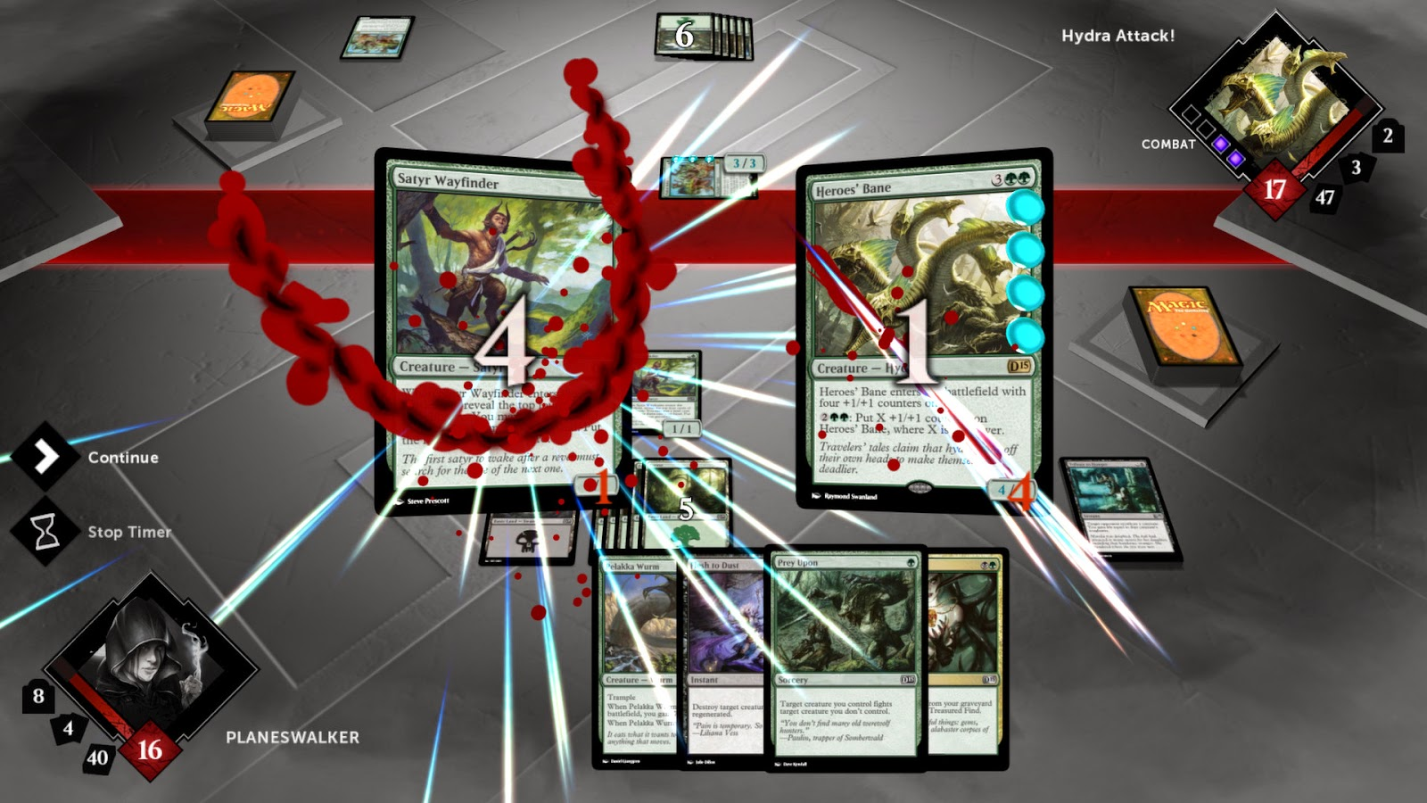 how to get all the cards in magic duels