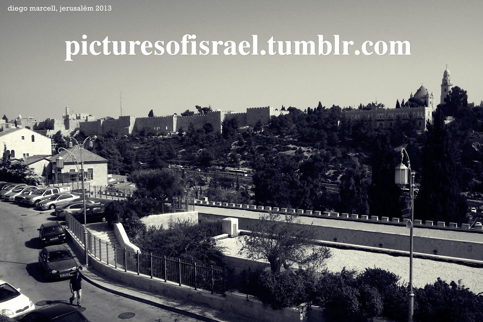 Projeto Imagens de Israel