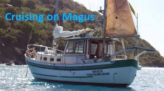 Cruising on Magus