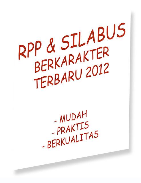 Contoh Rpp Dan Silabus Silabus Rpp Berkarakter