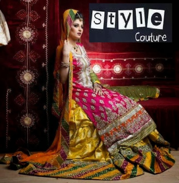 Bridal Wear Dresses 2013-14 For Women And Girls By Style Couture