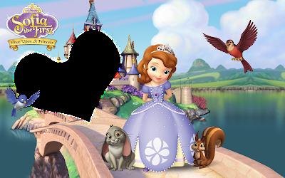 Marco princesita Sofia 2