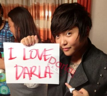 Charice admits she's a lesbian on The Buzz [Photo courtesy of Darla Sauler at darlasauler.com]