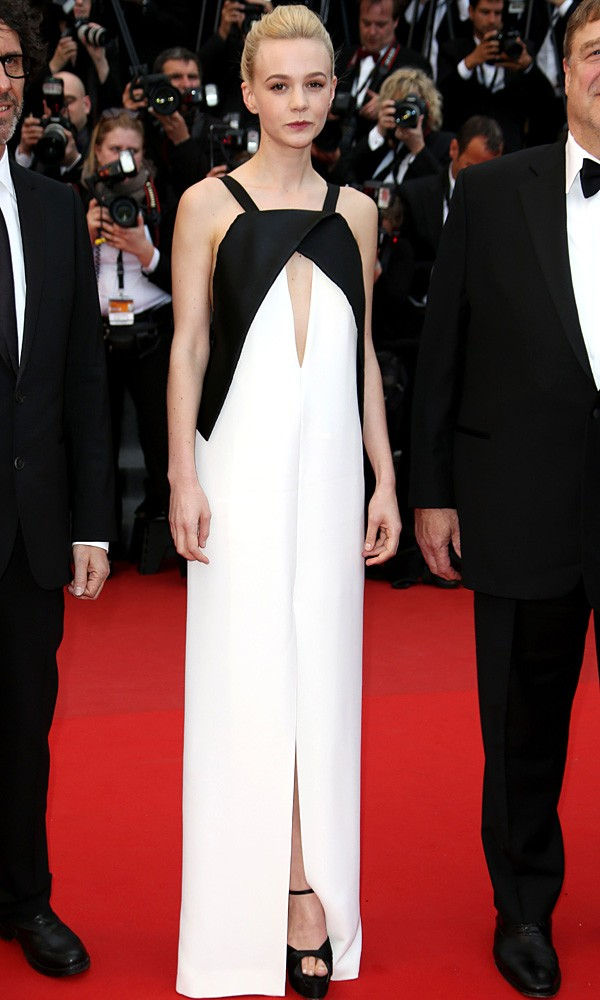 Magic Dress Trends: Black and White is Hot in Cannes 2013