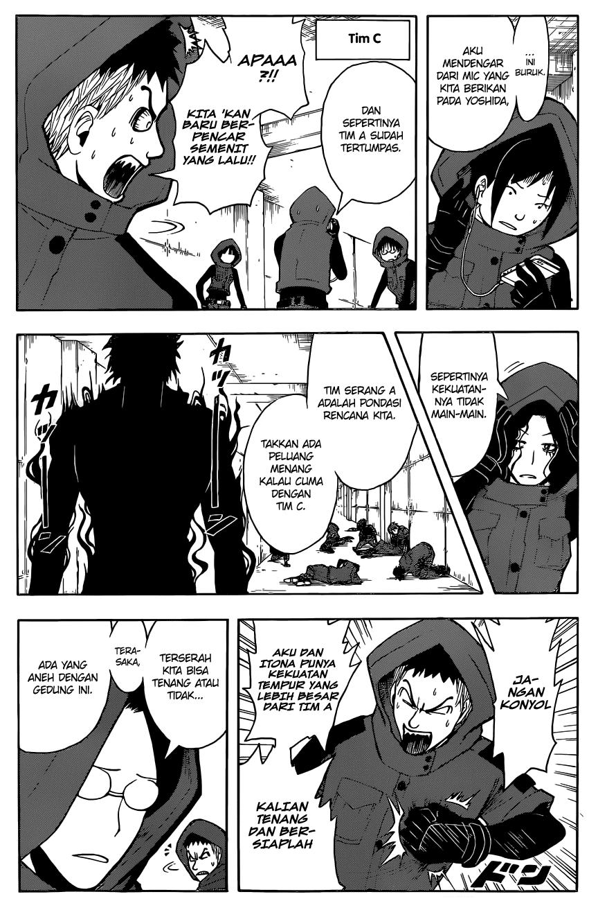 Komik assassination classroom 103 - dewa kematian jam ke 3 104 Indonesia assassination classroom 103 - dewa kematian jam ke 3 Terbaru 11|Baca Manga Komik Indonesia|Mangacan