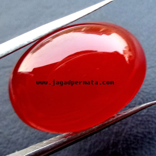 Batu Akik Darah Asli JP417 Jual Batu Permata Hobi Permata
