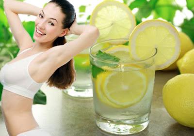 Chanh giúp giảm cân hiệu quả
