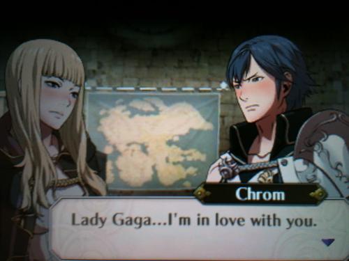 Fire emblem awakening chrom wife sexual dysfunction