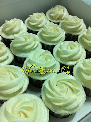 Labuan Cupcakes - Buttercream  Frosting