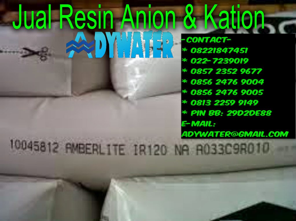 Jual Resin Amberlite - Harga Resin Amberlite - (ION EXCHANGE)
