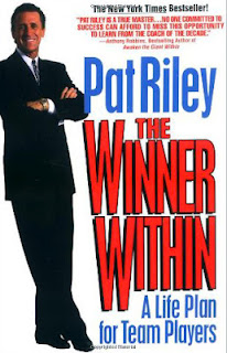 Pat Riley the winner within a life plan for team players motivacion