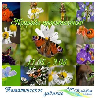 """ТЗ """"Пробуждение природы"""" 09/06"""
