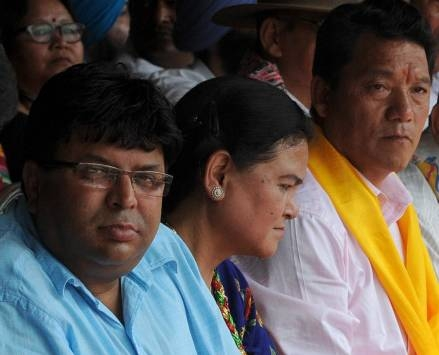 GJM leaders in murder case charge