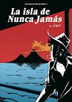 La isla de Nunca Jamás,Javier de Isusi,Astiberri  tienda de comics en México distrito federal, venta de comics en México df