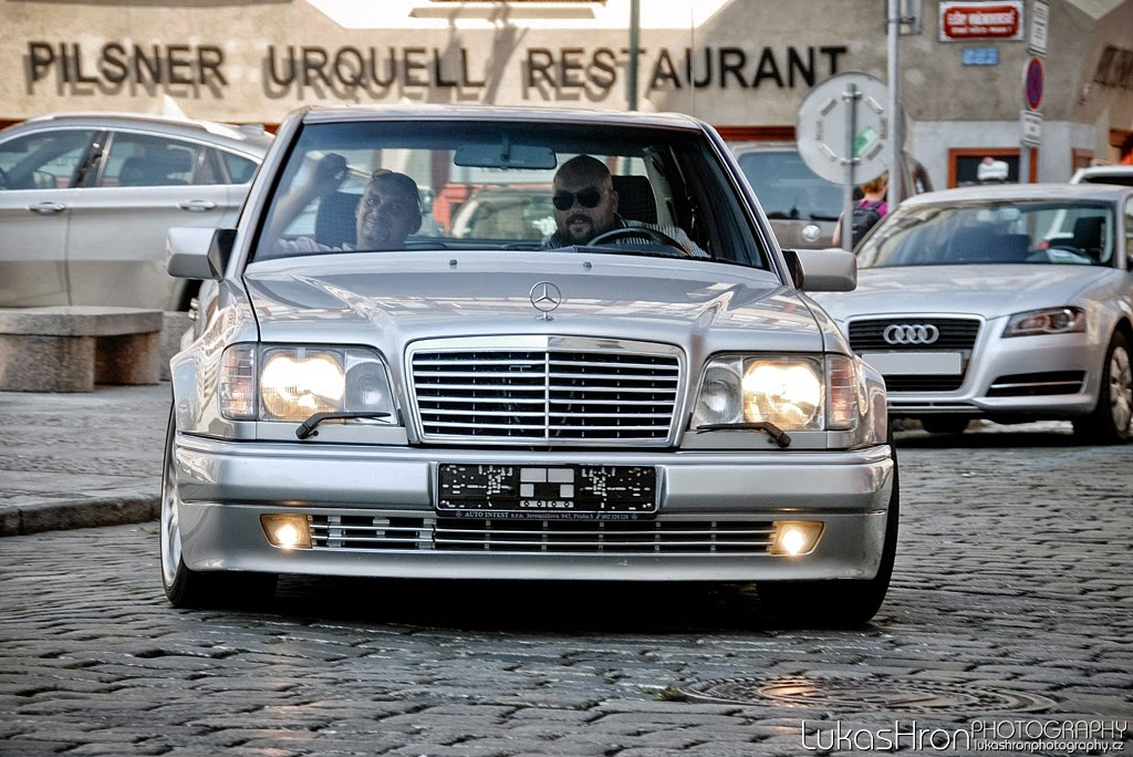 Mercedes Benz W124 E500 Carlsson Benztuning