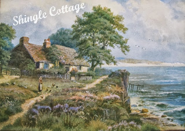 Shingle Cottage....❤