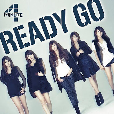 4minute Ready Go Type B edition