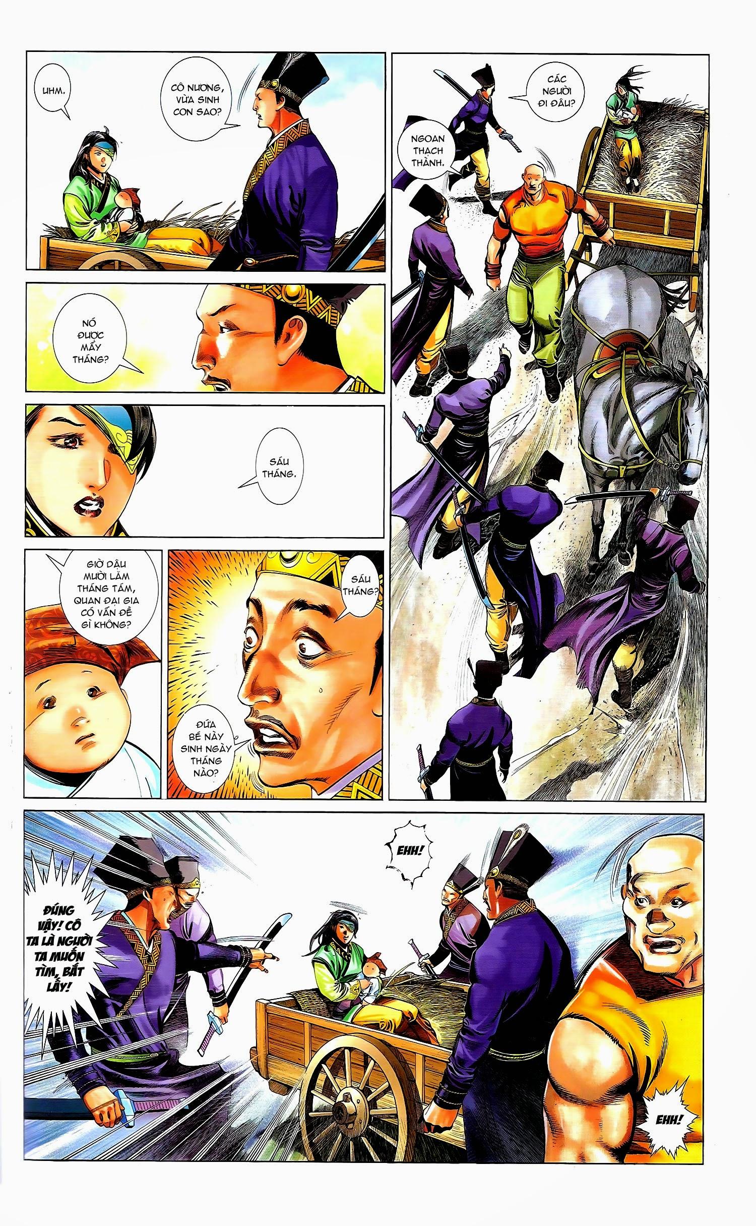 Phong Vân chap 671A Trang 22 - Mangak.info