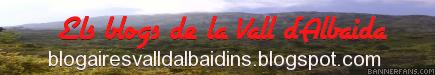 Els blogs de la nostra Vall