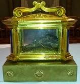 Relique ste Thérèse d'Avila