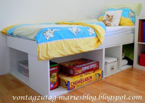 Von Tag zu Tag - Maries Blog: Möbel selbst bauen