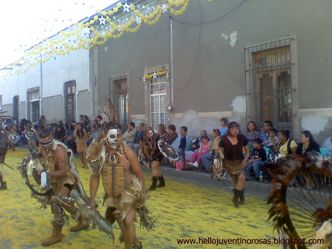 Danza Guerreros