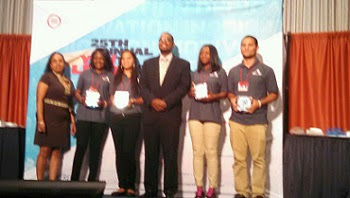 National Urban League Case Competition 3rd place Finalists