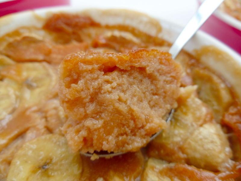 Gourmande ou passionn e clafoutis de bananes au jus de pamplemousse - Pamplemousse amer ou acide ...