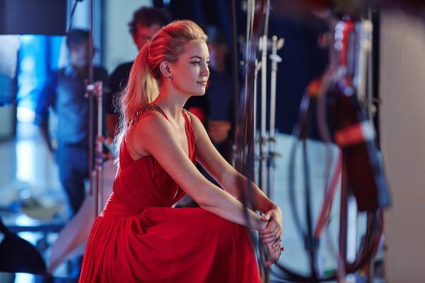 Calendario Campari 2016 - Kate Hudson